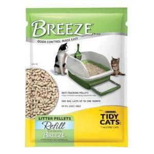 Tidy Cats Breeze Cat Litter Pellets, 7-lb