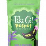 Tiki Cat Velvet Mousse Tuna & Mackerel Cat Pouch