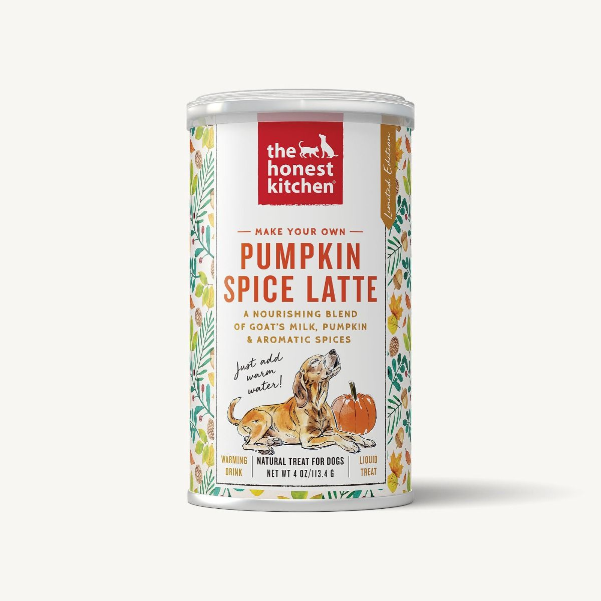 The Honest Kitchen Instant Pumpkin Latte