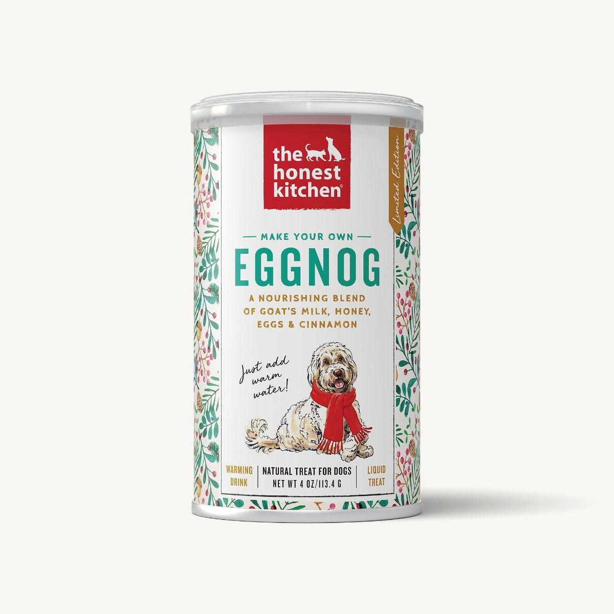The Honest Kitchen Instant Eggnog