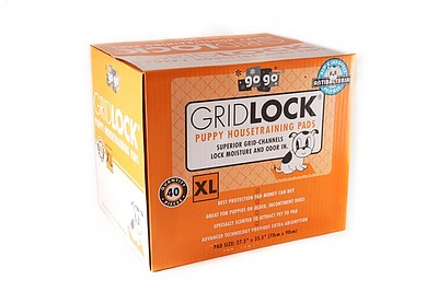 GoGo Xl Gridlock Training Pads, 15-ct
