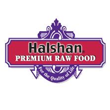 Halshan Raw Food Ground Turkey Neck, Heart & Vegetable Mix Dog Food