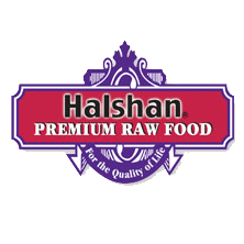 Halshan Raw Food Whole Ground Beef & Vegetables Dog Food