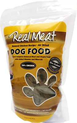 The Real Meat Company 90% Chicken Grain-Free Air-Dried Dog Food