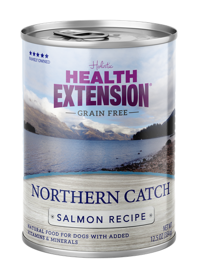 Health Extension Grain Free Northern Catch Canned Dog Food