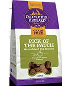 Old Mother Hubbard Grain Free Pick Patch Mini Dog Treats