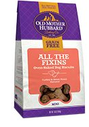 Old Mother Hubbard Grain Free Fixins Mini Dog Treat