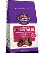 Old Mother Hubbard Grain Free Chicken Pot Pie Mini Dog Treat