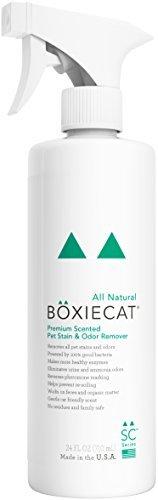 Boxiecat Cat Premium Scented Pet Stain & Odor Remover