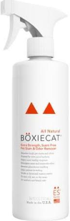 Boxiecat Cat Premium Extra Strength Pet Stain & Odor Remover
