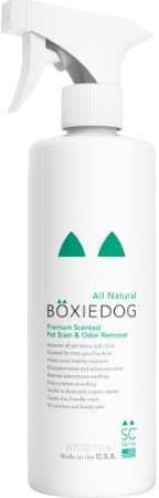 Boxiedog Dog Premium Scented Pet Stain & Odor Remover