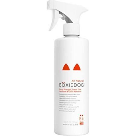 Boxiedog Dog Premium Extra Strength Pet Stain & Odor Remover
