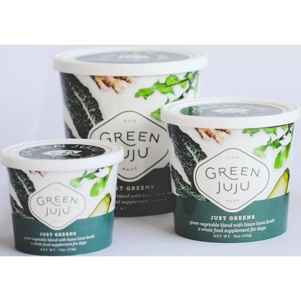 Green Juju Kitchen Just Greens 7.5-oz