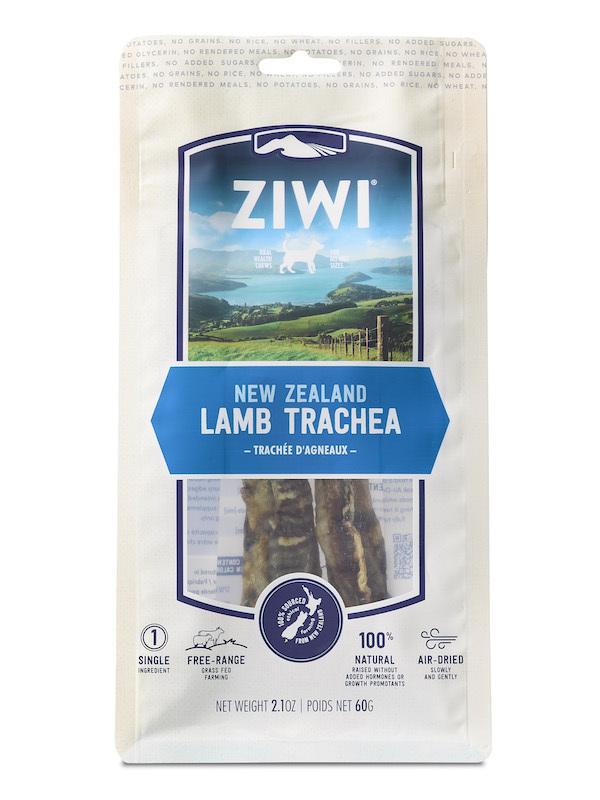 Ziwi Dog Peak Oral Chews Lamb Trachea Air Dried Dog Chews, 2.1-oz