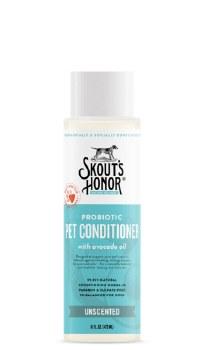 Skout's Honor Probtiotic Pet Conditioner, Unscented