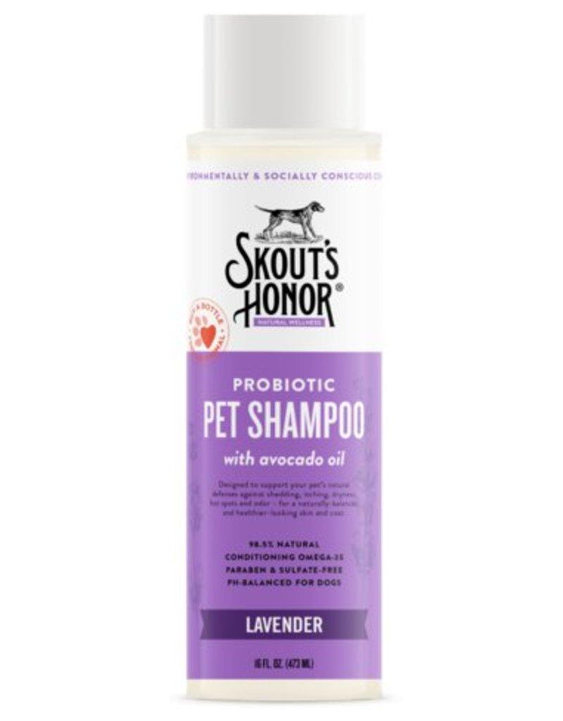 Skout's Honor Pet Probiotic Shampoo Lavender