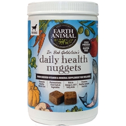 Earth Animal Dog Daily Health Nuggets, 1-lb