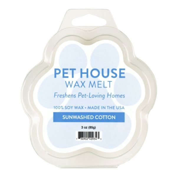 One Fur All Sunwashed Cotton Wax Melts