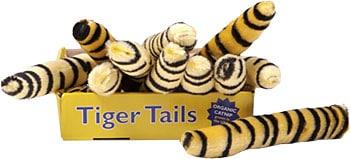 Loopies Tiger Tails Catnip Cat Toy