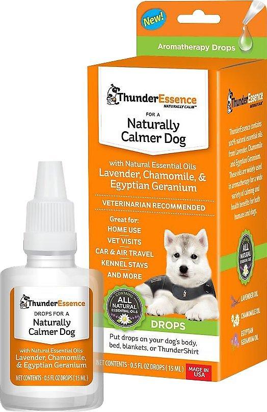 ThunderEssence Dog Calming Drops, 0.5-oz bottle
