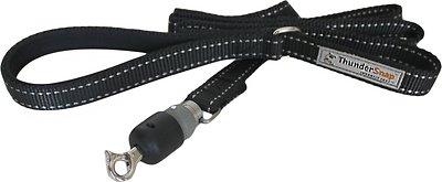ThunderSnap Dog Leash, Black