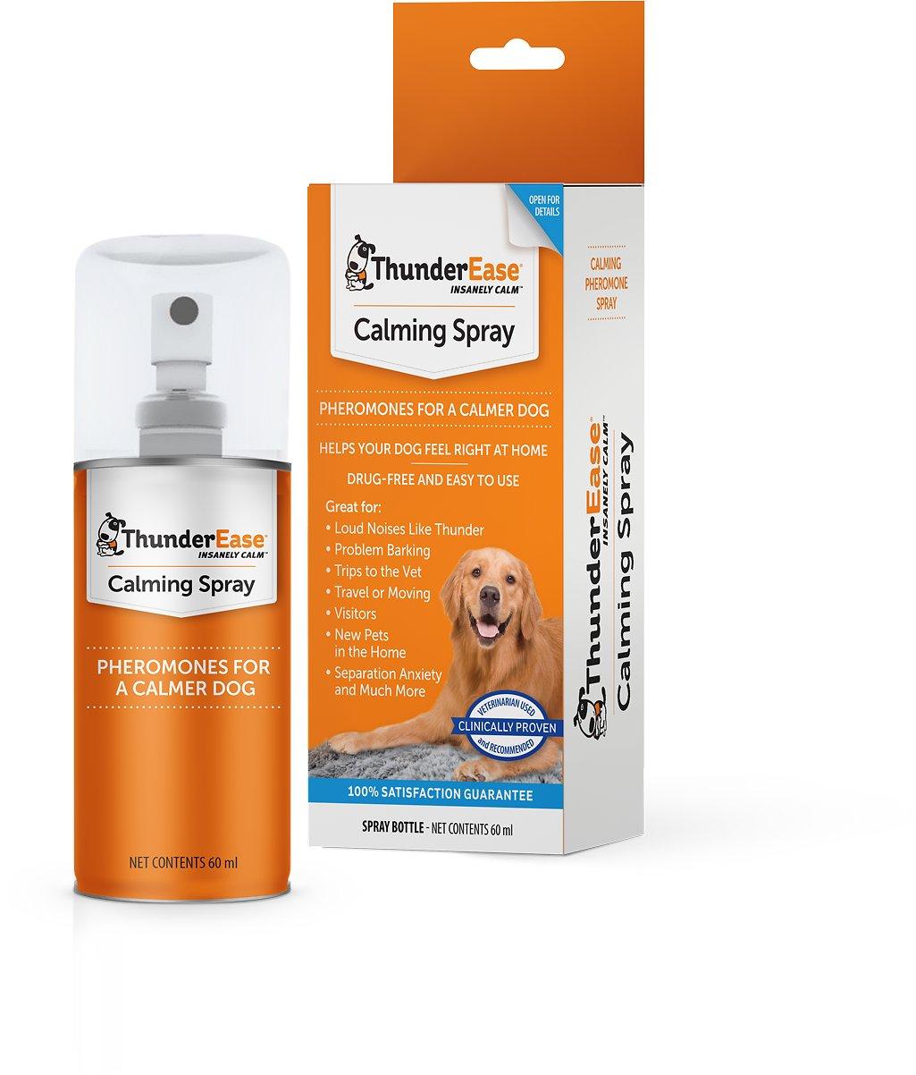 ThunderSpray Calming Spray for Dogs, 2-oz bottle
