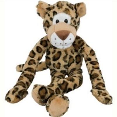 Multipet Swingin Leopard Dog Toy, 22-in
