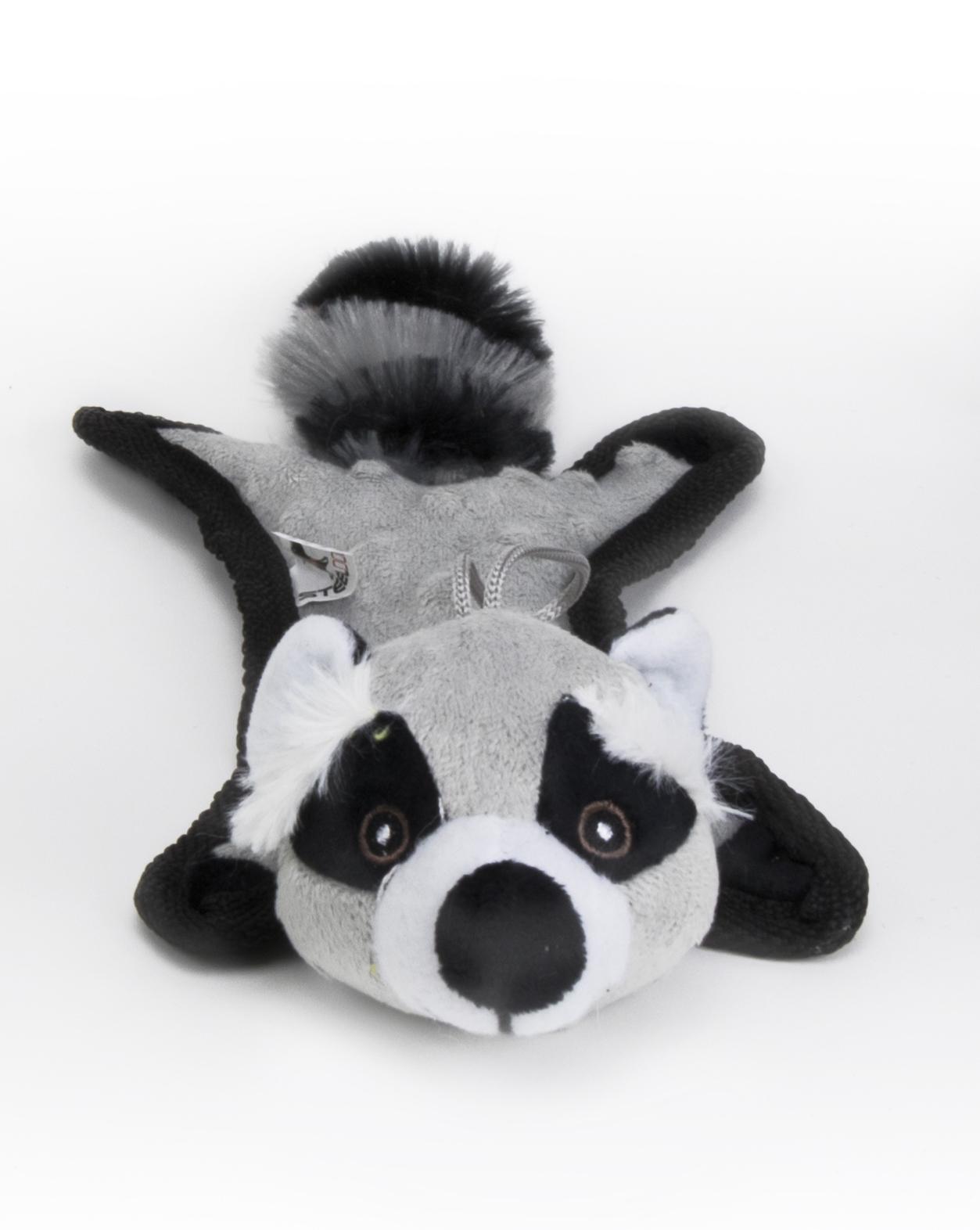 Steel Dog Baby Raccoon Dog Toy