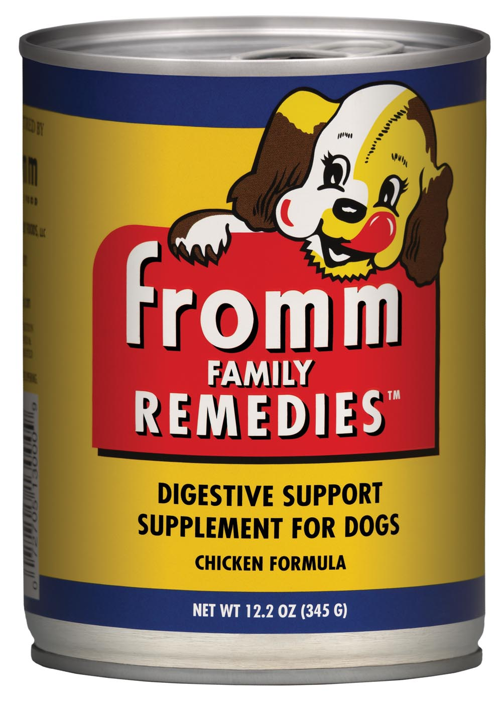 Fromm Family Remedies Chicken Recipe Digestive Support Canned Dog Food, 12.2-oz