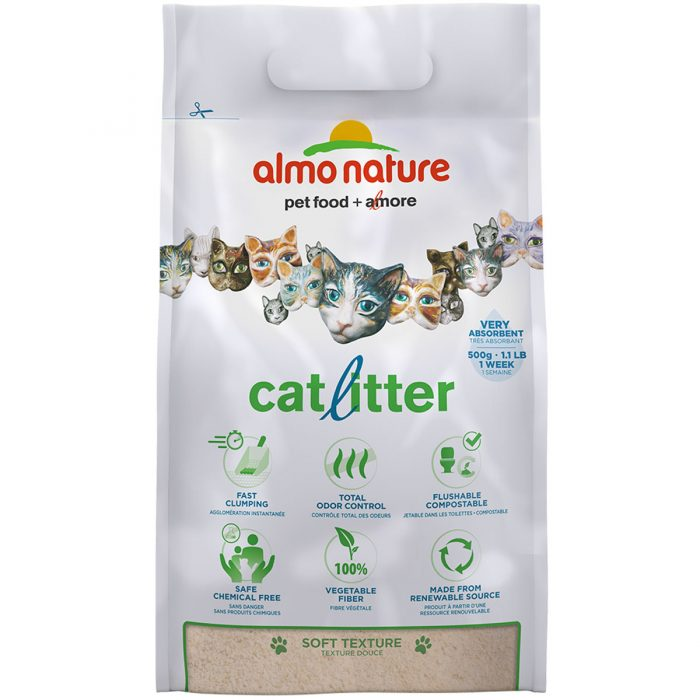 Almo Nature Cat Litter, 5-lb