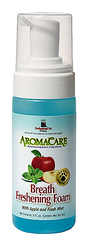 Professional Pet Products AromaCare Foaming Breath Freshener