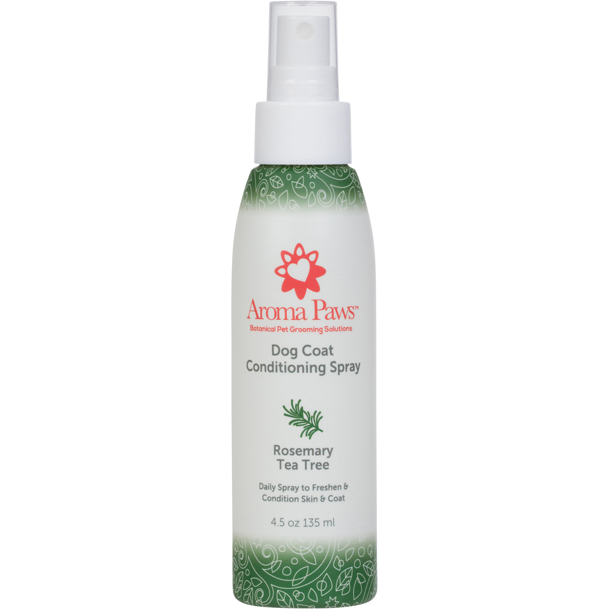 Aroma Paws Coat Spray Rosemary Tea Tree