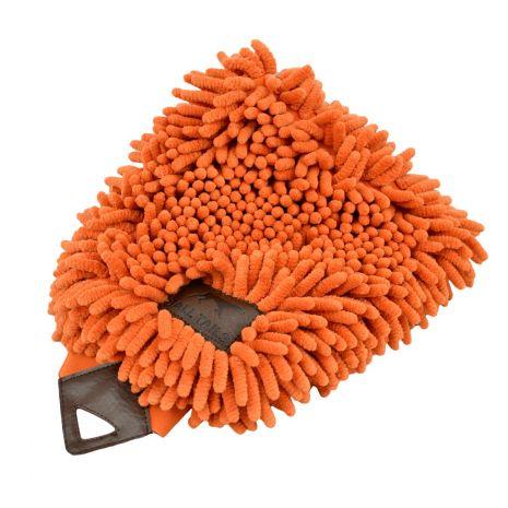 Tall Tails Grooming Mitt Orange