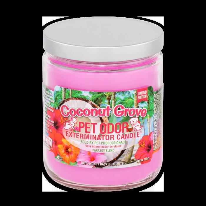 Pet Odor Exterminator Candle - Coconut Grove