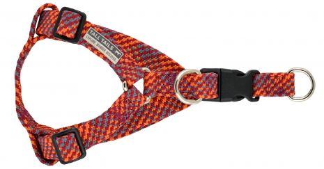 Tall Tails Braided Dog Harness, 20in-28in