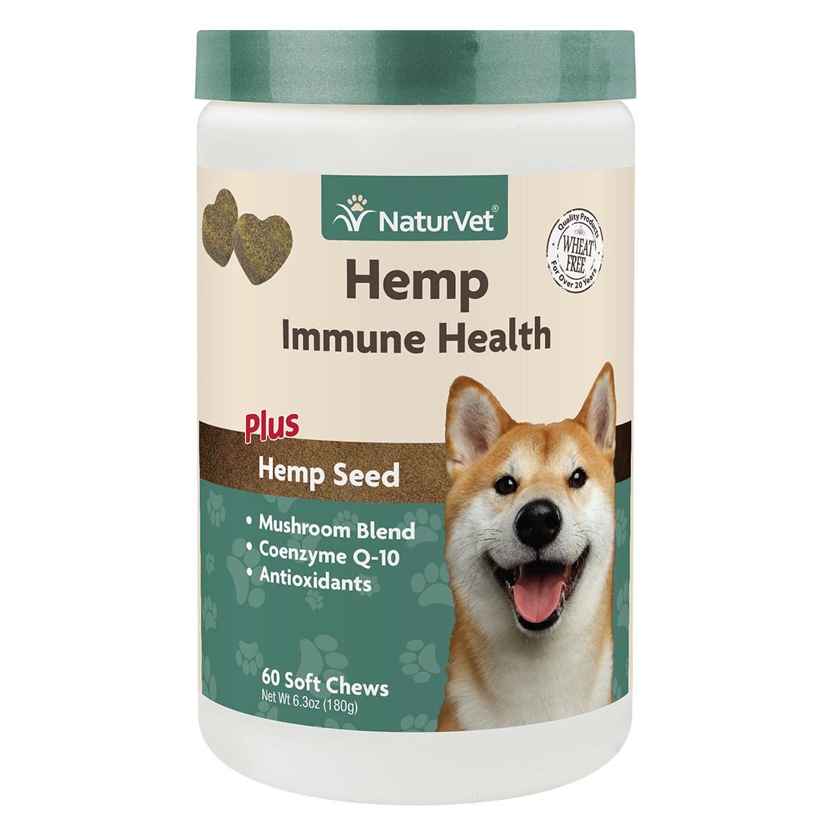 Naturvet Immune Health Dog Chew, 60-ct
