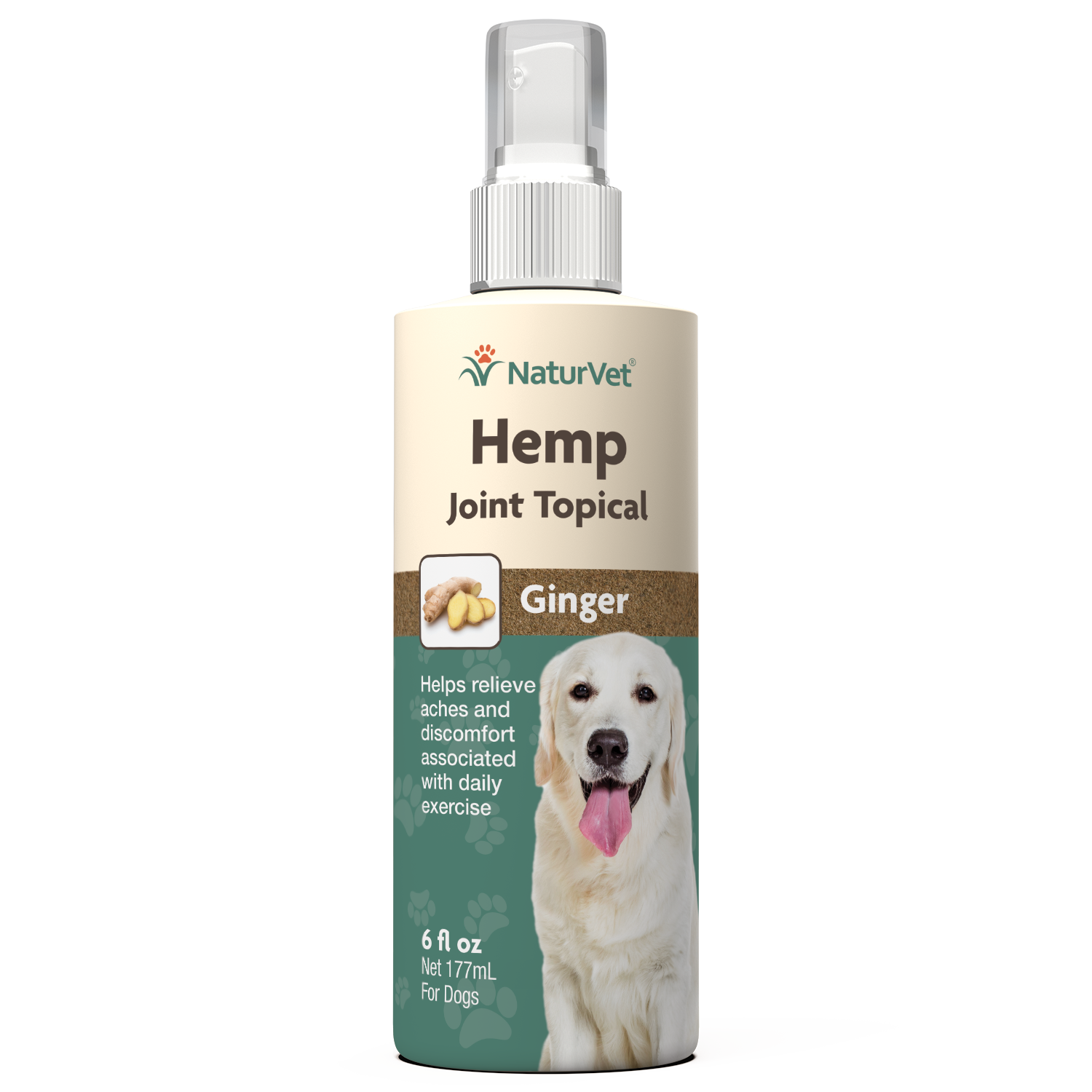 Naturvet Joint Topical Dog Spray