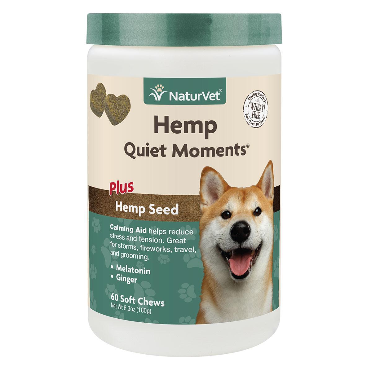 Naturvet Quiet Moments Calming Aid Dog Chew
