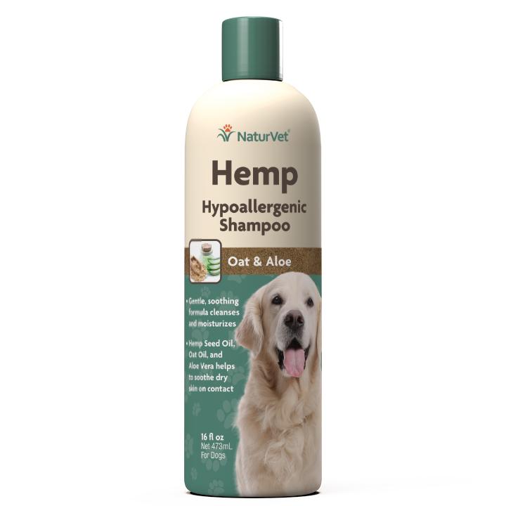 Naturvet Dog Shampoo – Hypoallergenic