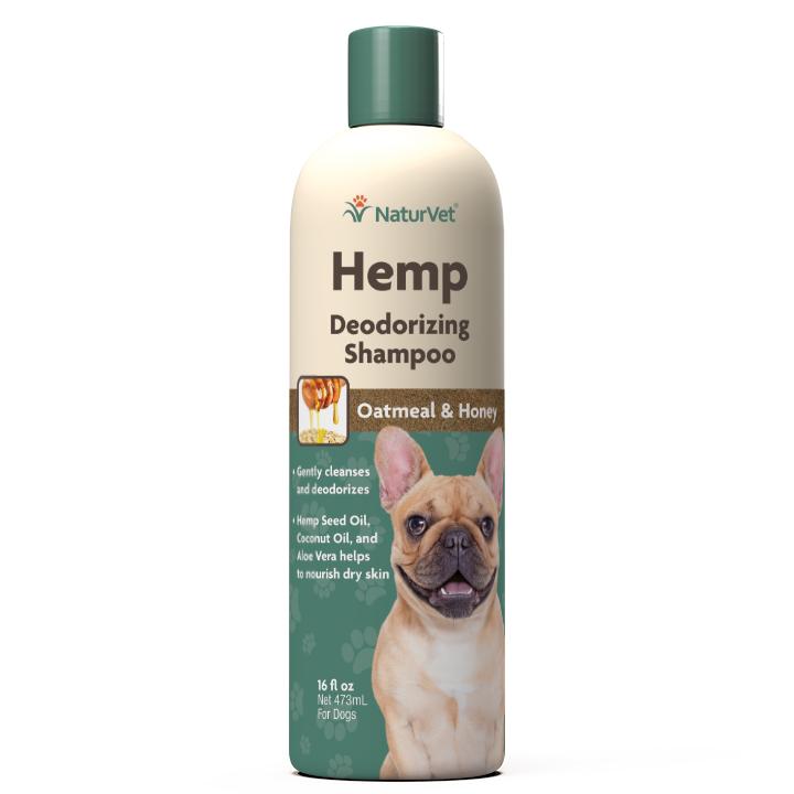 Naturvet Dog  Shampoo – Deodorizing