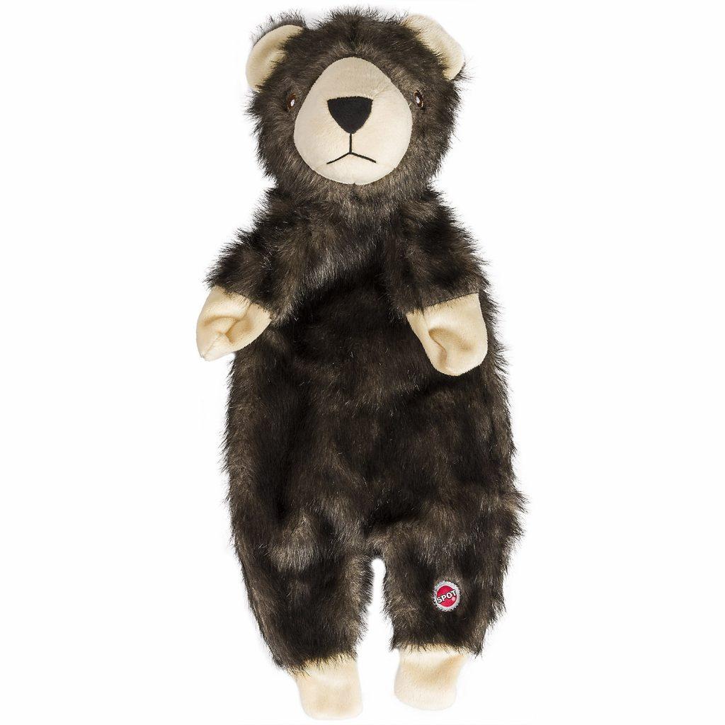 Ethical Pet Spot Furzz Bear Dog Toy
