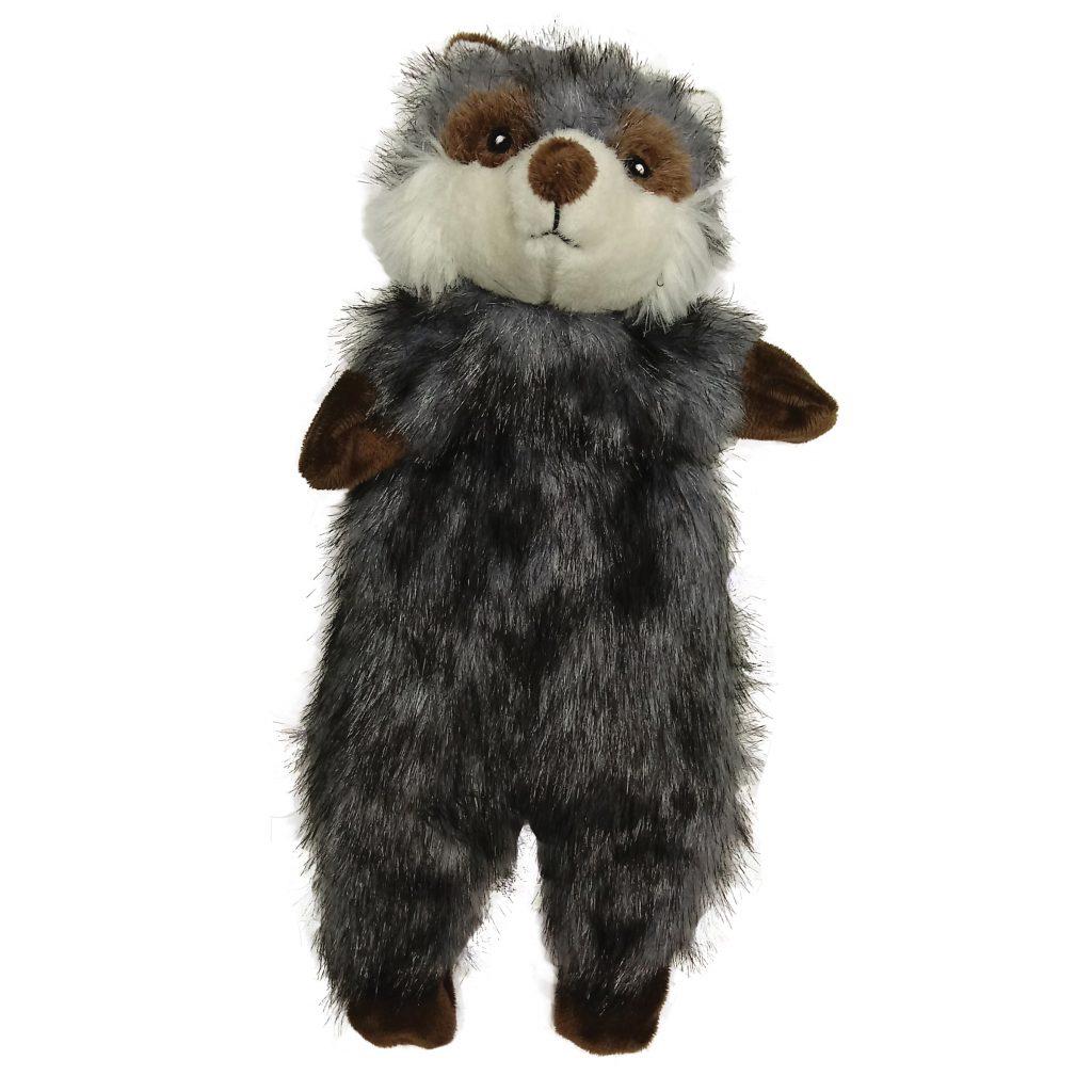Ethical Pet Spot Furzz Raccoon Dog Toy
