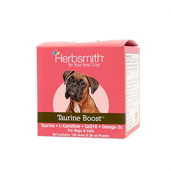 Herbsmith Taurine Boost Cat Supplement Powder