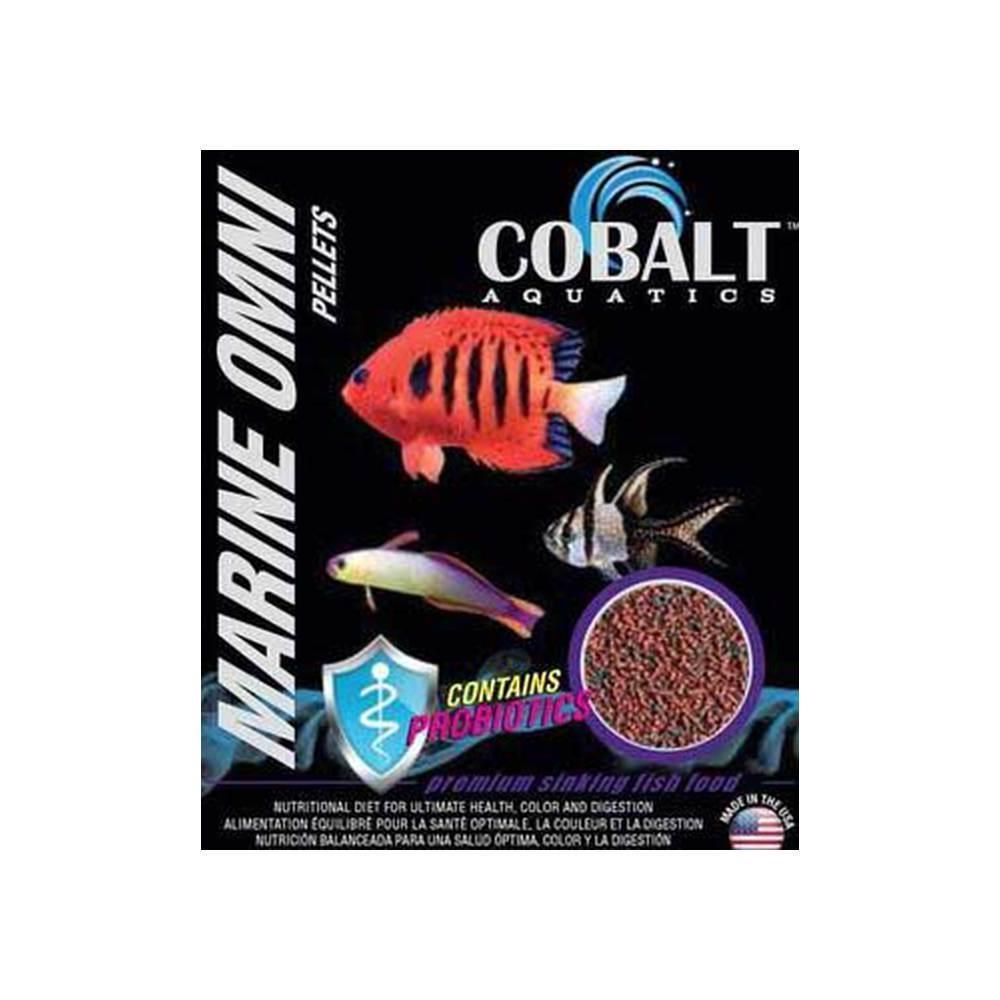 Cobalt Marine Omni Pellets Fish Food