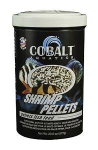 Cobalt Aquatics Shrimp Pellets Fish Food