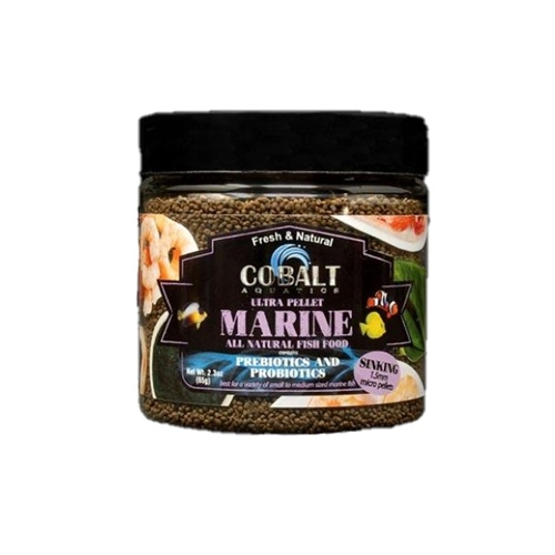Cobalt Aquatics Ultra Marine Micro Pellet Fish Food