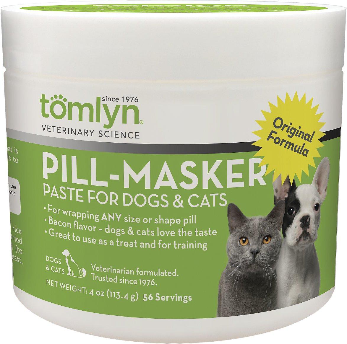 Tomlyn Pill-Masker, 4-oz jar
