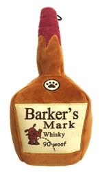 Lulubelles Power Plush Barkers Mark Dog Toy, Large