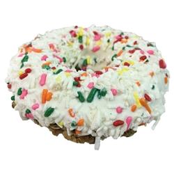 K9 Granola Factory Birthday Cake Gourmet Doughnut Dog Treats
