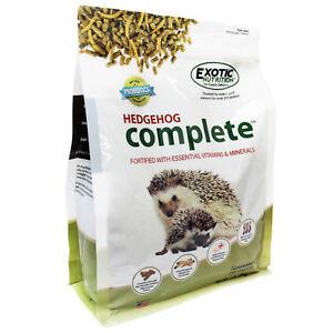 Exotic Nutrition Complete Hedgehog Food, 32-oz